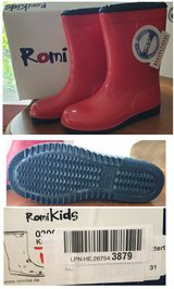 Romi Kids Never Worn Wellingtons in Lakenheath, UK