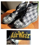 Vintage - DrMartens Air Wair Checker Boots in Lakenheath, UK