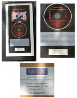 Thin Lizzy Limited Edition Framed CD in Lakenheath, UK