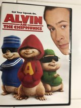 Alavin and the chipmunks ( Region 1 or Region Free dvd players - Canada, the United States ) in Okinawa, Japan