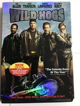 Wild Hogs  ( Region 1 or Region Free dvd players - Canada, the United States ) in Okinawa, Japan