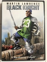 Black Knight  ( Region 1 or Region Free dvd players - Canada, the United States ) in Okinawa, Japan