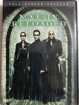 Matrix Reloaded  ( Region 1 or Region Free dvd players - Canada, the United States ) in Okinawa, Japan