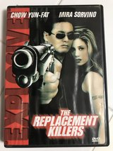 The Replacement Killers  ( Region 1 or Region Free dvd players - Canada, the United States ) in Okinawa, Japan