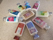 Lot #4 10 Brand New Bath and Body Works Lotions in Warner Robins, Georgia