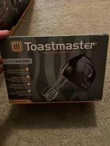 ***BRAND NEW***Toastmaster 5 Speed Hand Mixer*** in Cleveland, Texas
