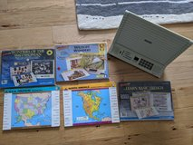 Geo Safari 8700 with Five Sets of Cards in Kingwood, Texas