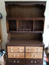 Furniture Hutch 2 pc in Fort Campbell, Kentucky