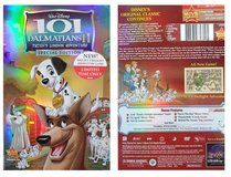101 Dalmations 2 Special Edition in Lakenheath, UK