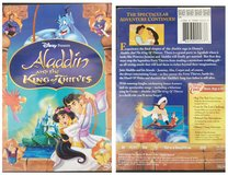 Aladdin And The King Of Thieves in Lakenheath, UK