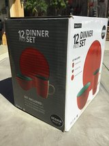 Simple & Co. 12 pc. Dinner Set in Travis AFB, California