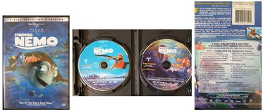 Finding Nemo - 2 Disc Collector's Edition in Lakenheath, UK