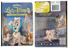 Lady And The Tramp 2 in Lakenheath, UK