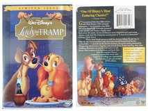 Lady And The Tramp - Limited Issue in Lakenheath, UK