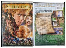 Peter Pan Movie in Lakenheath, UK