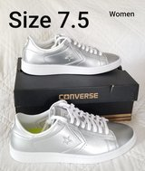 Size 7.5 Women's Converse Shoes in Fort Benning, Georgia