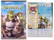 Shrek 2 in Lakenheath, UK