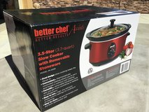 Better Chef Slow Cooker/Crockpot in Travis AFB, California