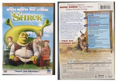 Shrek - 2 Disc Special Edition in Lakenheath, UK