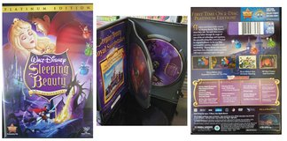 Sleeping Beauty - 2 Disc Platinum Edition in Lakenheath, UK