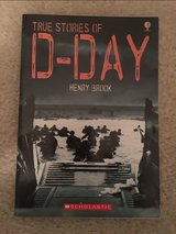 True Stories of D-Day book in Camp Lejeune, North Carolina