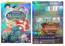 The Little Mermaid 2 in Lakenheath, UK