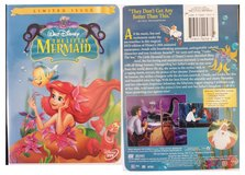 The Little Mermaid - Limited Issue in Lakenheath, UK