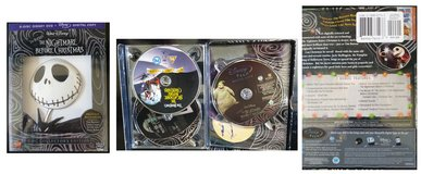 The Nightmare Before Christmas - 2 Disc Collector's Edition in Lakenheath, UK
