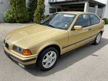 BMW 316 i compact AC sunroof winter tires new inspection free delivery in Grafenwoehr, GE