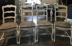 Set of 4 chairs in Liberty, Texas