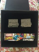Brand New Marvel Cufflinks in Giftbox in Lakenheath, UK