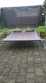 Outdoor Canopy Lounge Bed in Spangdahlem, Germany