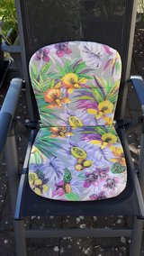 6 Matching Lawn Chair Cushions *Reduced Price* in Spangdahlem, Germany