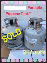 """** Portable Propane Tank **"" in Okinawa, Japan"