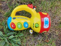 Vtech Spin & Learn Colours Torch in Lakenheath, UK