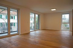 New build duplex apartment with parking close to downtown in Wiesbaden, GE