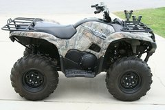 2014 Yamaha Grizzly 550 EPS in Tomball, Texas