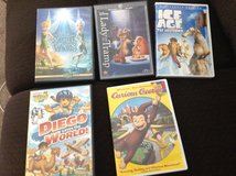 More Kids DVDs in Batavia, Illinois