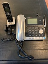AT&T TL86109 2-Line Bluetooth Cordless Phone System in Batavia, Illinois