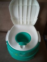 Potty chair that cheers when they flush in Camp Lejeune, North Carolina
