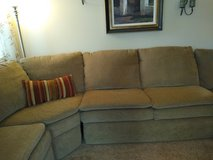 Large Sectional Sofa by Englander in Batavia, Illinois