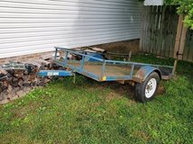 Utility Trailer 4x8 in Fort Campbell, Kentucky
