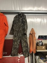 Insulated Camouflage Coveralls (Medium Size) in Fort Polk, Louisiana
