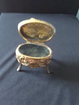 Brass jewelry box in Kingwood, Texas
