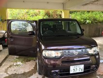 2013 Nissan Cube in Okinawa, Japan