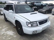 SUBARU FORESTER for parts in Okinawa, Japan