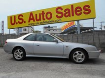 1997 HONDA PRELUDE SiR VTEC RARE MANUAL TRANSMISSION in Okinawa, Japan