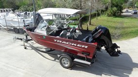 2016 Bass Tracker PRO V-175 GUIDE in Coldspring, Texas