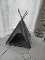 cat tepee in Ramstein, Germany
