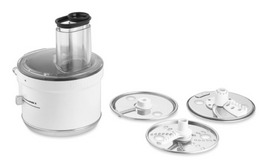 Kitchen Aid Food Processor Attachment in Elgin, Illinois